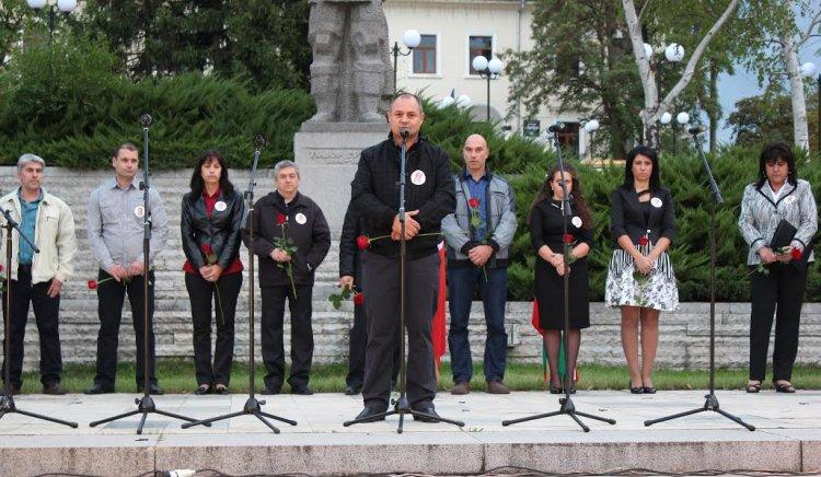 БСП даде старт на предизборната си кампания в община Средец
