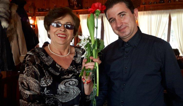 """БСП – Бургас поздрави жените-социалистки и дамите от пенсионерския клуб в """"Изгрев"""""""