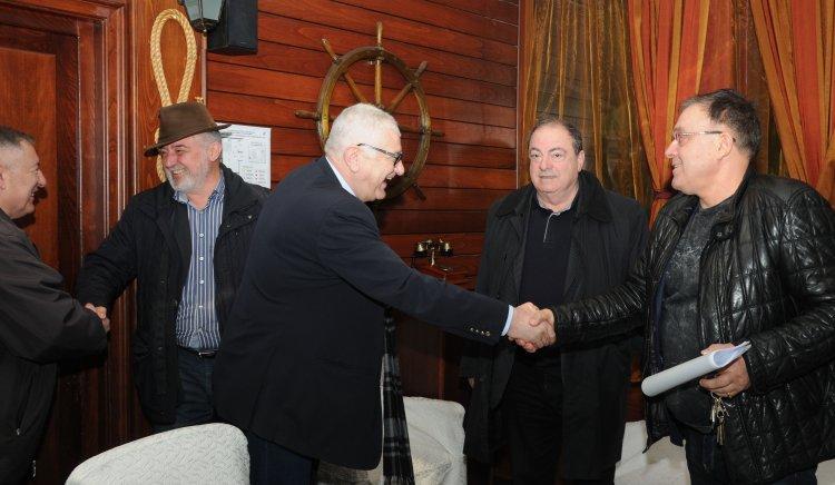 Инж. Петър Кънев проведе среща с представители на туристическия бизнес