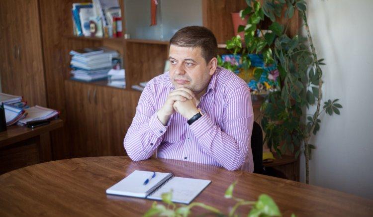 Кандидатът за кмет на Бургас Евгений Мосинов: Трябва общината да отпуска стипендии за отличници и социално слаби в БСУ