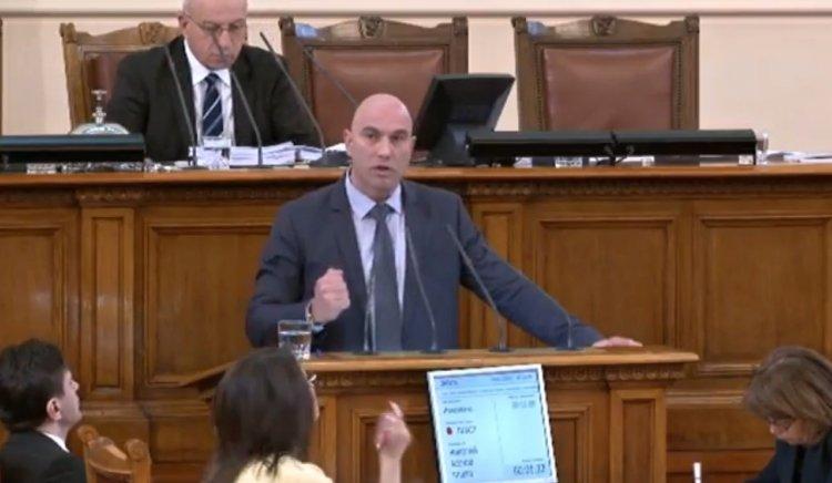 Николай Тишев: Как частни лица са участвали в писането на законопроекта за електронните съобщителни мрежи?