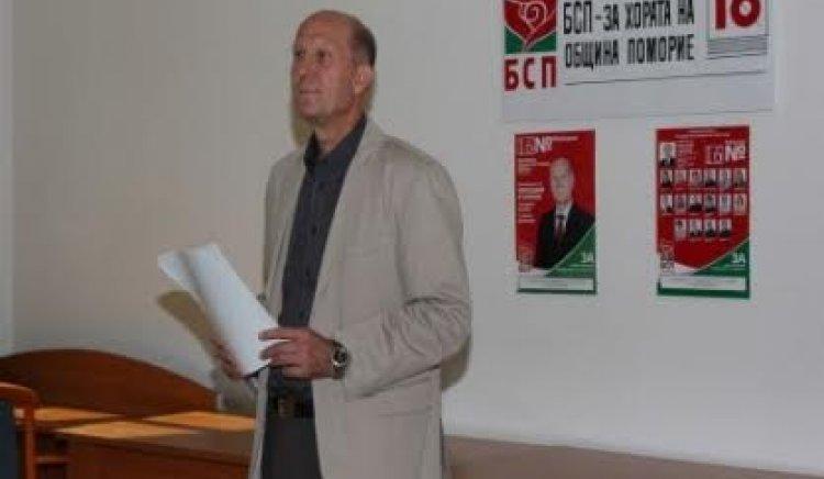 БСП Поморие откри предизборната си кампания с прием на нови членове