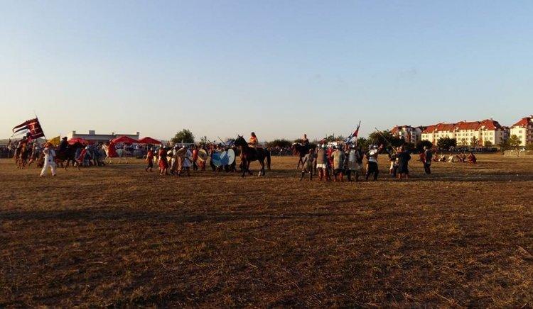 Социалисти от Бургас и региона уважиха тържествата по случай 1100 години от битката при Ахелой