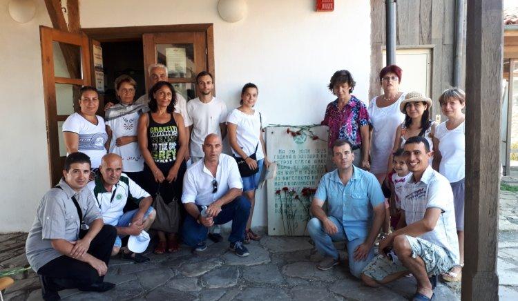 БСП-Бургас проведе честване по случай 92 г. от бунта и бягството на 43-мата антифашисти от остров Света Анастасия