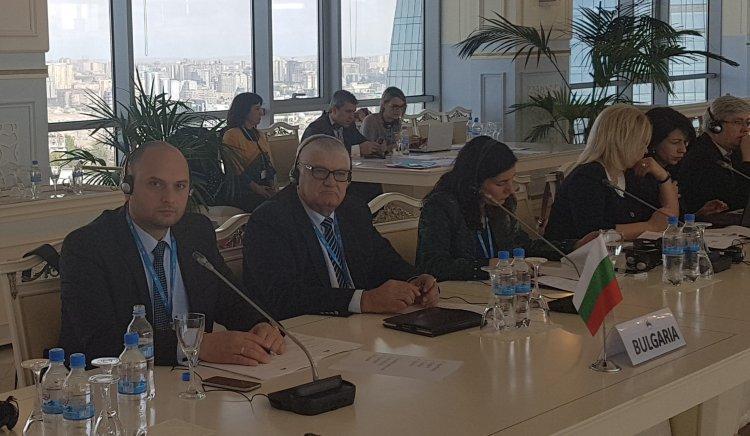 Петър Кънев поведе парламентарна делегация в столицата на Азербайджан