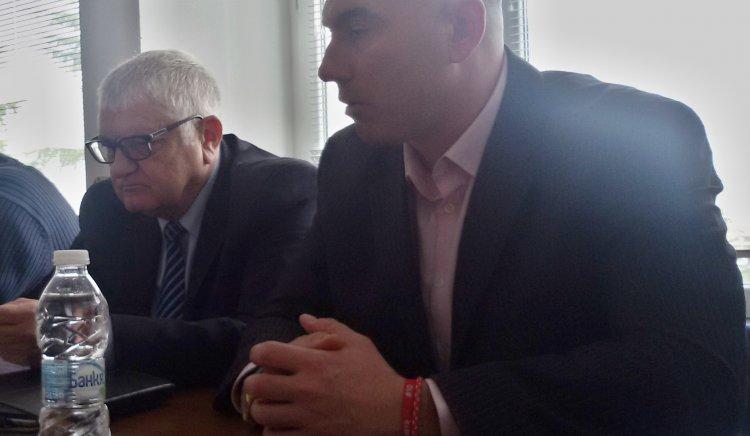 Петър Кънев обсъди с рибари от Ахтопол проблемите им с ИАРА