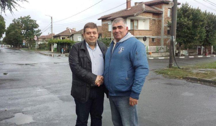 Евгений Мосинов: С. Равнец се нуждае от свеж полъх и това е Костадин Георгиев