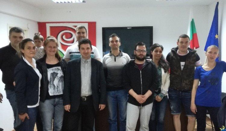 Социалисти от Бургаско преминаха обучение за председатели на ОПО