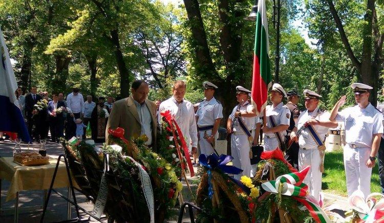 БСП – Бургас се преклони пред подвига на Ботев