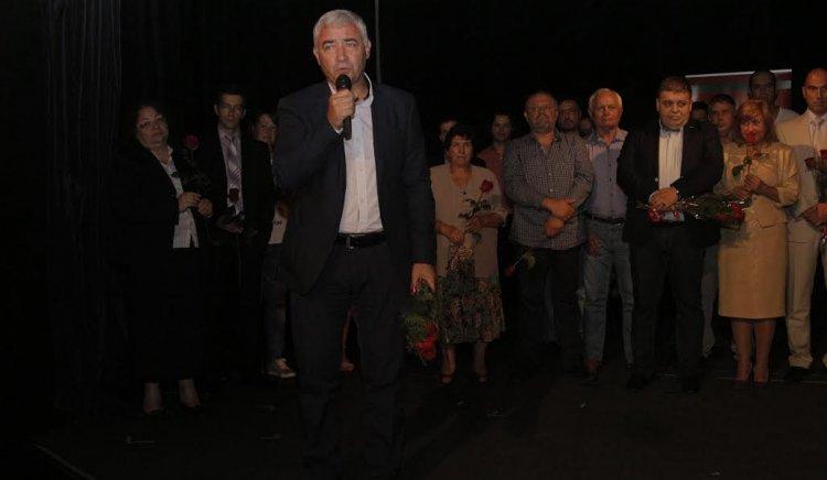 БСП откри кампанията си в Бургас