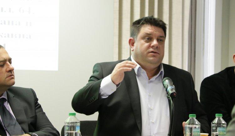 Атанас Зафиров: За БСП сигурността на хората е най-важна, за ГЕРБ явно не е